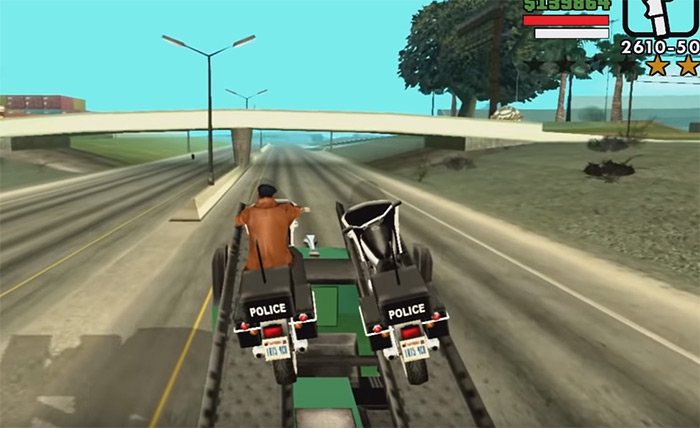 GTA San Andreas Cheats+Hacks For Android - Android Besties